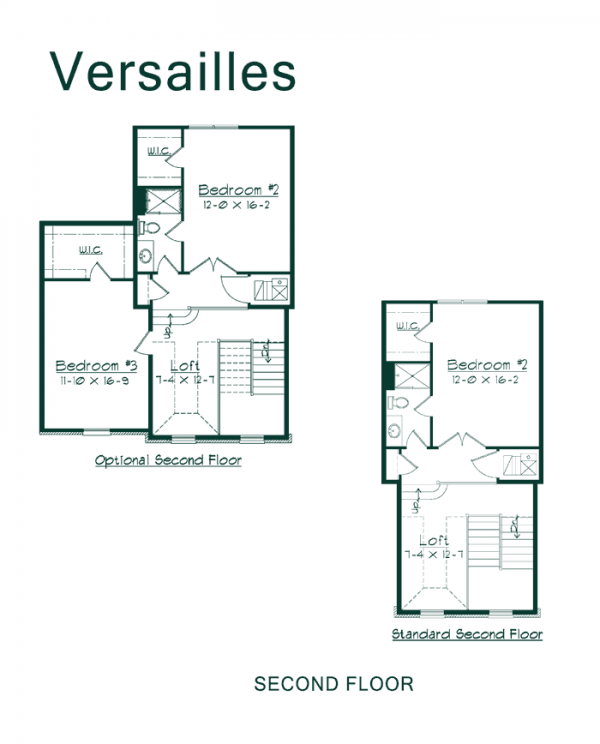 Benton homebuilders new home builder in st louis county for Versailles house floor plan